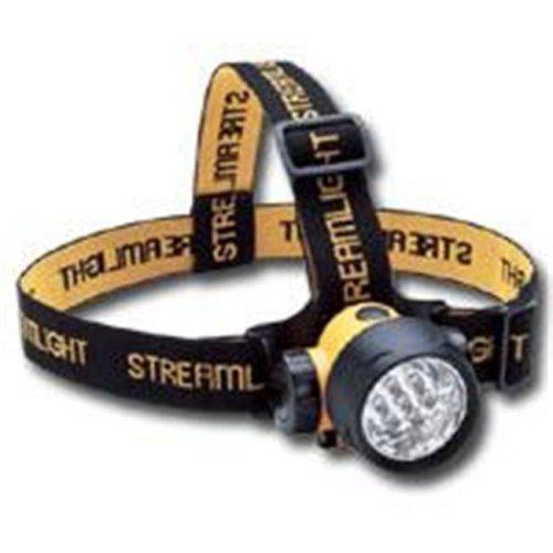 Streamlight STL61052 Septor LED Yellow Headlamp