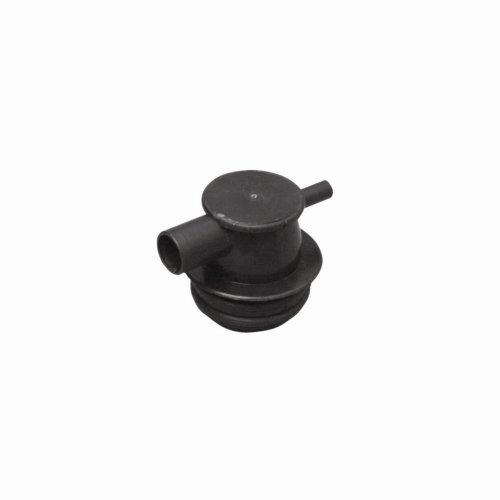 Oil Filler Cap - Black - Peugeot