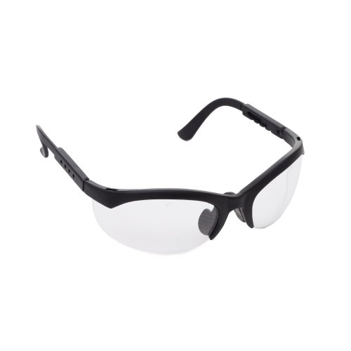 Proforce FP07 Tech Clear Protective Sports Look Safety Glasses Lab Specs Eyewear