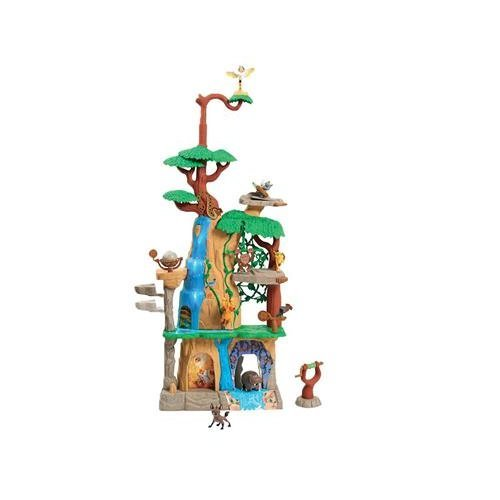 JP Lion Guard Training Lair Play Set and 2 Figures