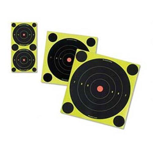 Birchwood Casey 34375-90 B3-90 Shoot-N-C Target 3 in. Round Target 90Pk