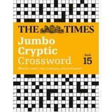 The Times Jumbo Cryptic Crossword Book 15: Book 15