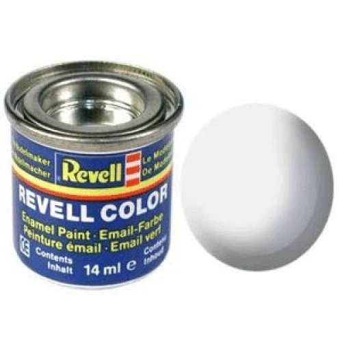 Revell White Gloss Enamel Paint