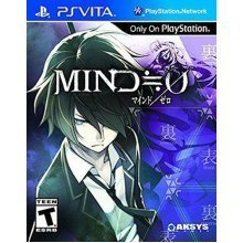 Mind Zero PS Vita Game
