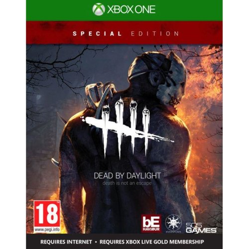Dead by Daylight Special Edition Video Game Xbox