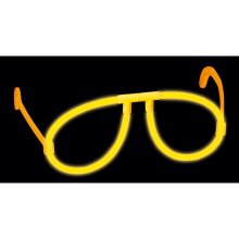 Glow Glasses - Colour Yellow