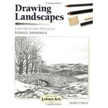 Drawing Landscapes (leisure Arts) (step-by-step Leisure Arts)