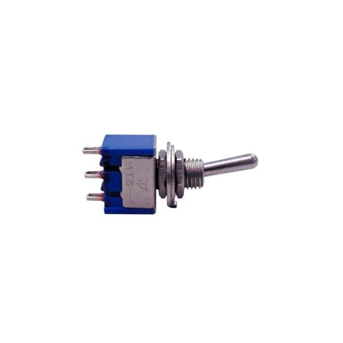 Micro On/Off Toggle Switch - Non Illuminated