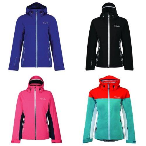Dare 2b Womens/Ladies Invoke II Ski Jacket