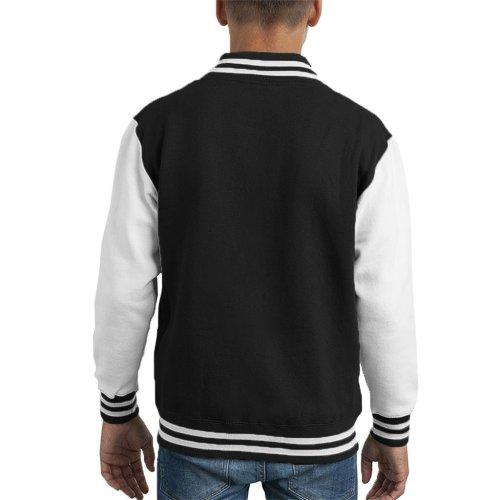 One Piece Trafalgar D Water Law Kid's Varsity Jacket