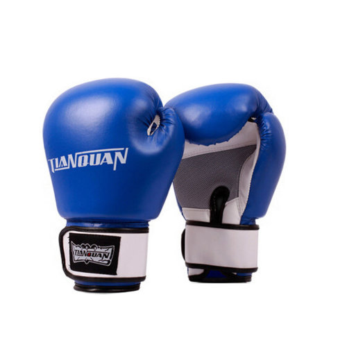 Air Training Boxing Glove Blue Fighting Sandbag Gloves