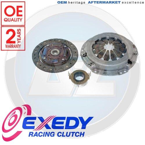 FOR Citroen C1 1.0 Peugeot 107 Toyota Aygo Exedy Clutch Kit INC Bearing 190mm