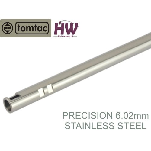Airsoft Precision Inner Barrel 6.02 Stainless Steel Tight Bore 509Mm Tomtac 6.03