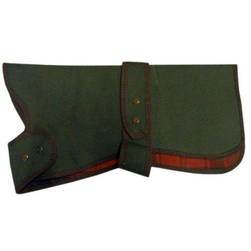 Barker Coat Green 35cm