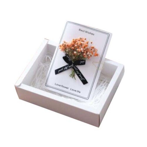 For Every Occasion Modern Chic Thank You Card With Gift Boxes And Gift Bag