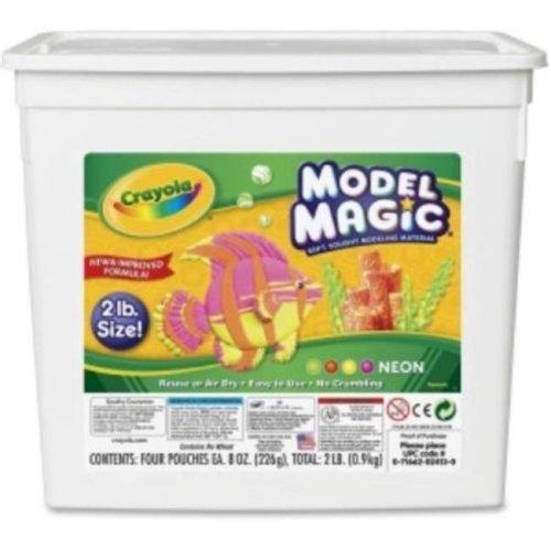 Crayola CYO232413 Neon Modeling Clay