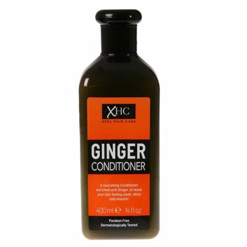 XHC Ginger Conditioner - 400ml | Paraben-Free Hair Conditioner
