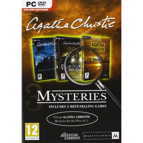 Agatha Christie Mysteries (PC CD)