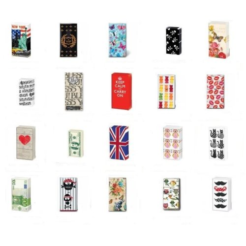 Paper Novelty Tissues -  Pocket / Handbag
