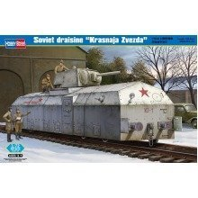 Hbb82912 - Hobbyboss 1:72 - Russian Armoured Train