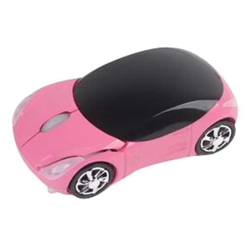 Creative Wireless Mouse Gaming Mouse Pink