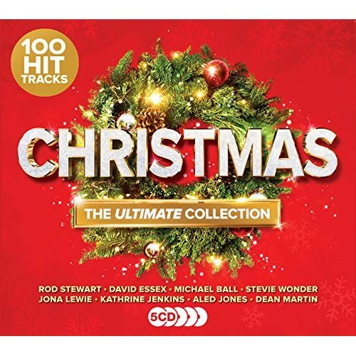 Ultimate Collection: Christmas [CD]