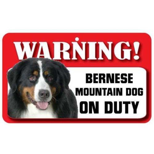Bernese Mountain Dog Pet Sign