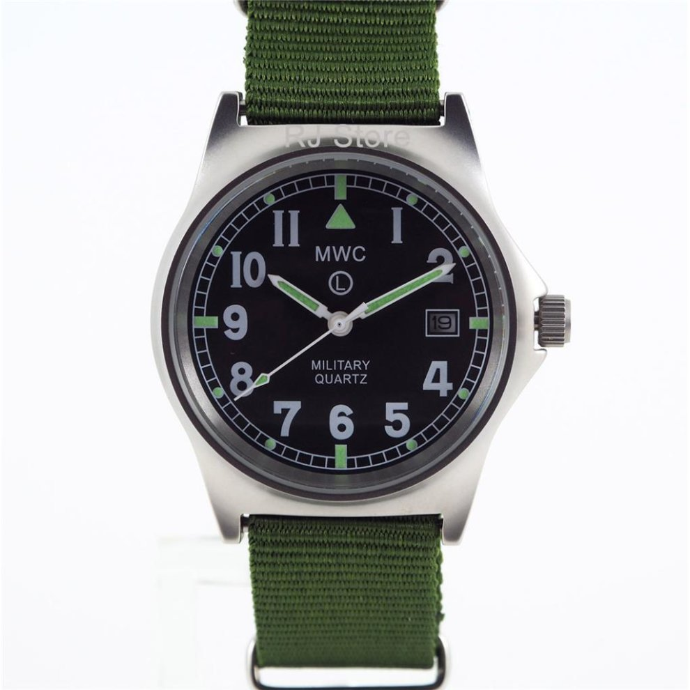 27c23df3af4 ... MWC G10 LM Military Watch (Olive Green Strap) - 1.