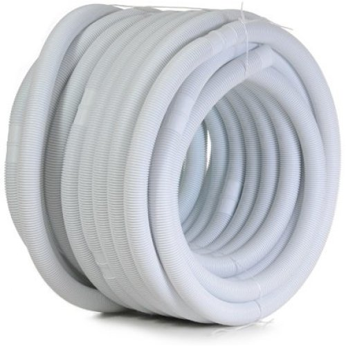 "Swimmer 1.25"" x 36 Metre Roll Swimming Pool Vacuum Hose Cuffed - Every 1.5 Metre"