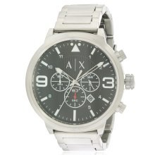 Armani Exchange Street Stainless Steel Chronograph Mens Watch AX1369