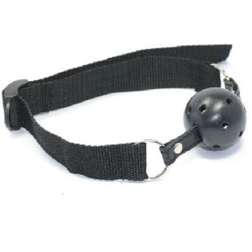 Simple Classic Bondage Ball Gag