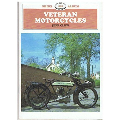 Veteran Motorcycles (Shire Album)