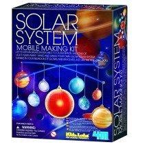 Solar System Mobile Making Kit - Kidz Labs