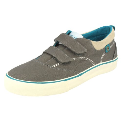 Boys Startrite Canvas Shoes Dinghy - F Fit