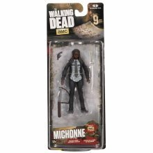 Walking Dead TV Series 9 Michonne Action Figure