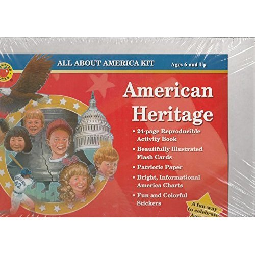 American Heritage All About America Kit
