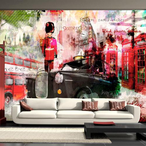 Wallpaper - Streets of London
