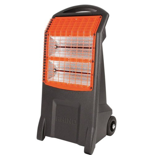 Rhino TQ3 Infra Red Mobile Heater H029300/400 - 240v