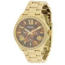 Fossil Cecile Gold-Tone Ladies Watch AM4498