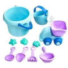 Software Beach Ten Pieces Children / Kids Beach Toys Set,Gifts