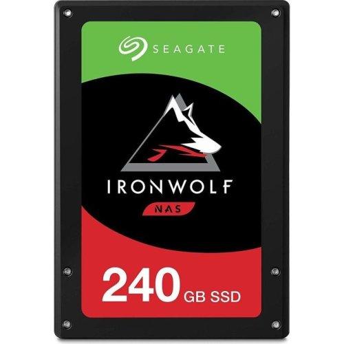 "Seagate IronWolf 110 internal solid state drive 2.5"" 240 GB Serial ATA III 3D TLC"