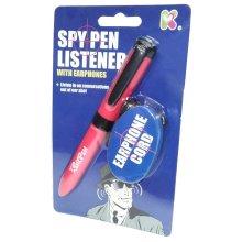 Spy Pen Listener Toy with Earphones - Fun Pocket Money Toy