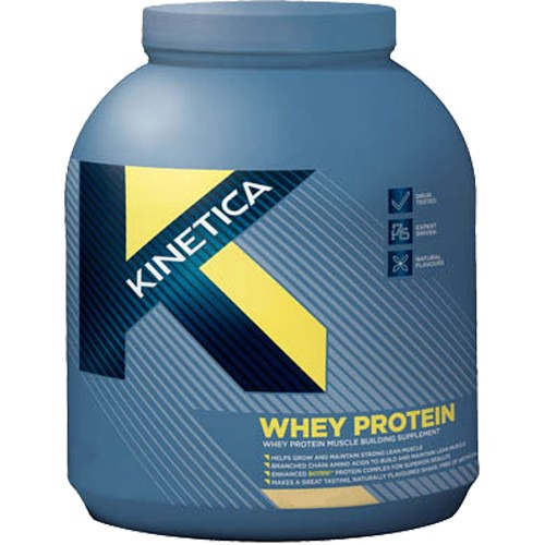 Kinetica Whey Protein 2.27kg Chocolate Mint