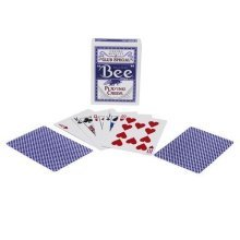 Bee Standard Index Playing Cards (colours vary) 1 deck