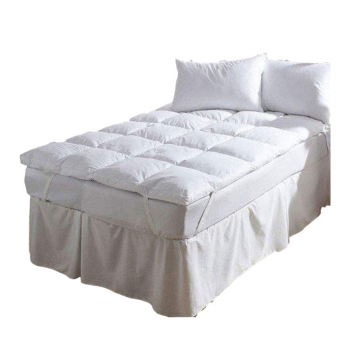 Canadian Goose Feather & Down Super King Mattress Protector