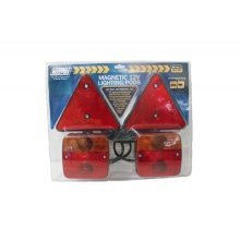 Pod 1.8m Connect + 6m Trailer Cable Magnetic +triangles Dp - Lighting Maypole -  lighting magnetic maypole trailer triangles 6m cable unit mp44912