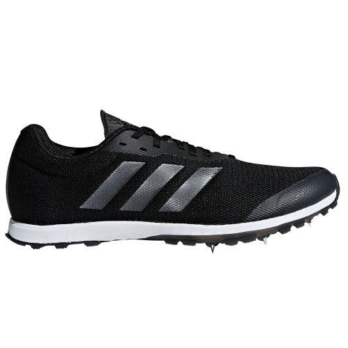 adidas XCS Womens Ladies Cross Country Running Spike Shoe Black