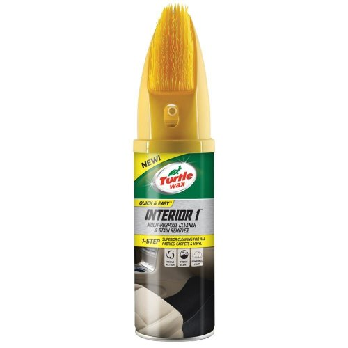 Turtle Wax Interior 1 Multi Purpose Car Cleaning, Stain & Odour Removal Spray 400ml