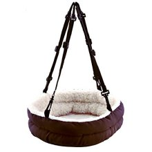 Trixie Cuddly Bed To Hang For Small Animals, 30 x 25 x 8 - Hanging Rat Guinea -  bed trixie cuddly hanging rat guinea hamster soft 62705