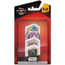 Disney Infinity 3.0 Star Wars Twilight of the Republic Power Disc Pack PS4/PS3/Xbox One/Xbox 360
